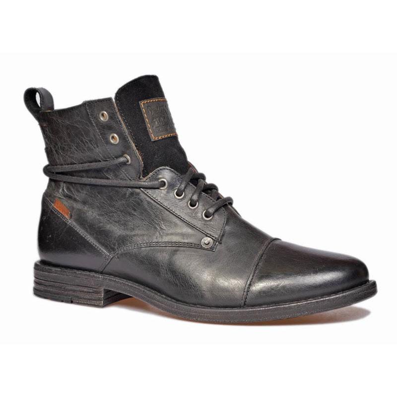 мужская обувь левайс осень-зима 16