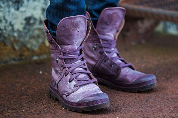 Ботинки Palladium 2013