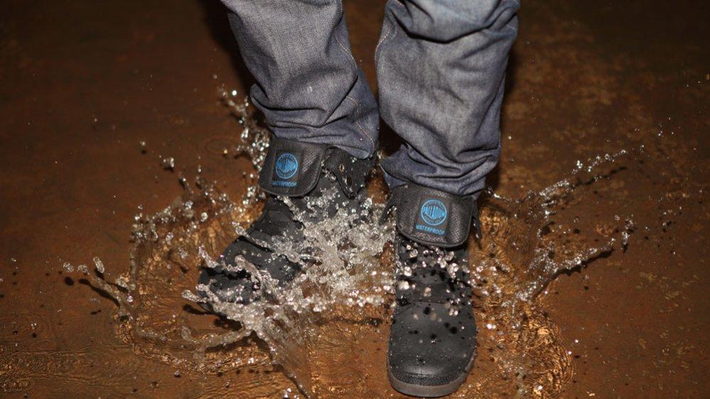 Ботинки Палладиум