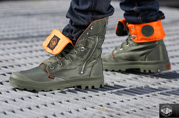 Palladium x Alpha Industries