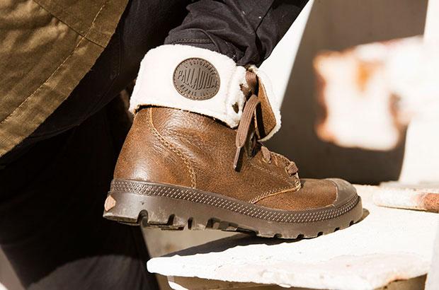 Новая коллекция обуви Palladium 2013