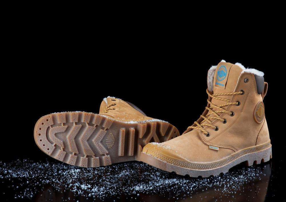 Ботинки Palladium-FW18