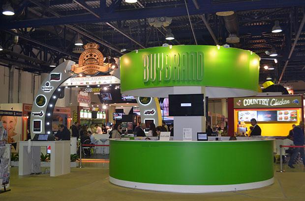 Выставка бизнеса по франчайзингу BUYBRAND EXPO 2013
