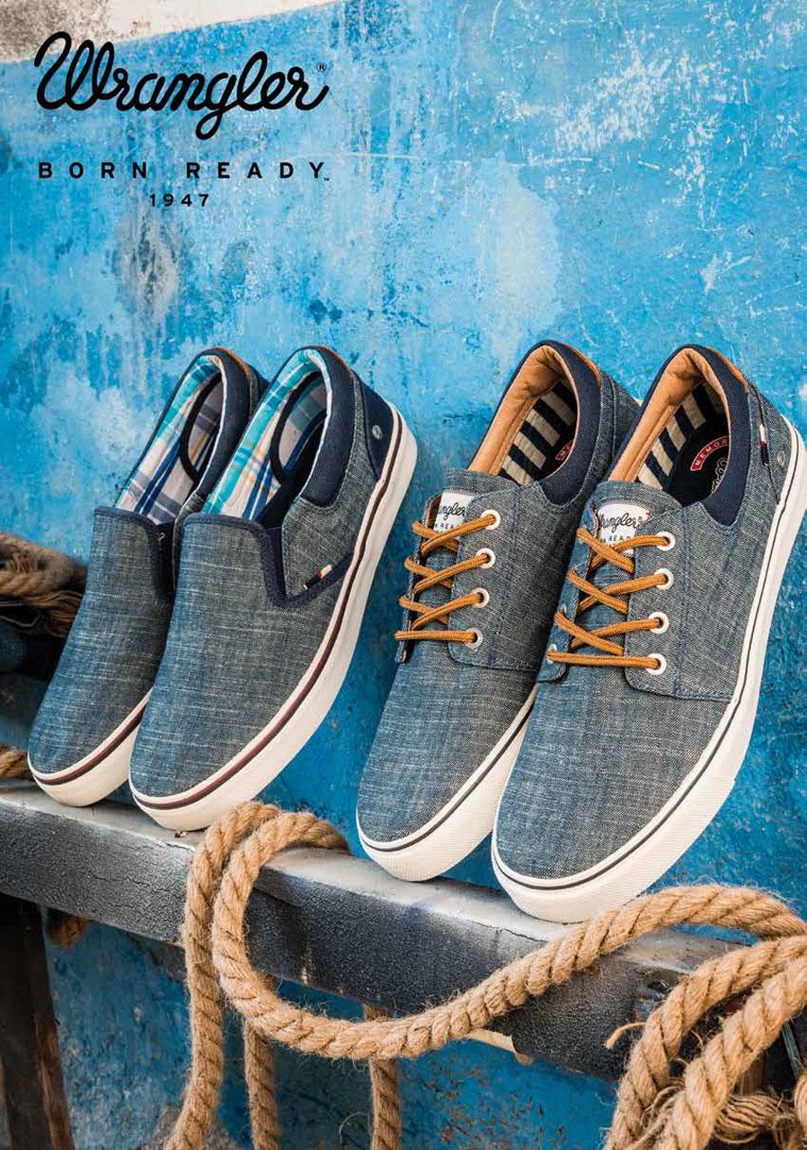 Обувь Wranger SS17