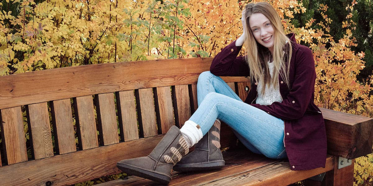 Обувь Bearpaw Осень-Зима 2019