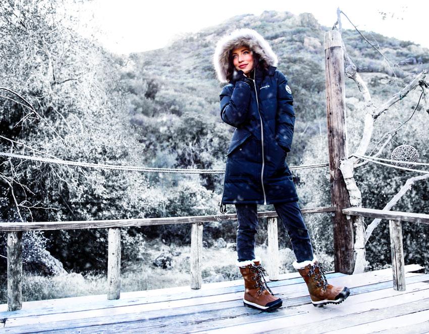 Зимние образы Bearpaw
