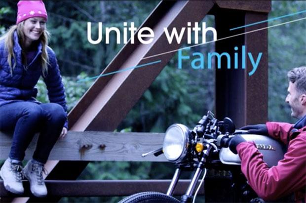 Объединяйтесь с семьей