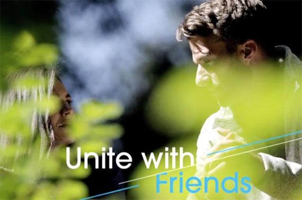 Объединяйтесь с друзьями