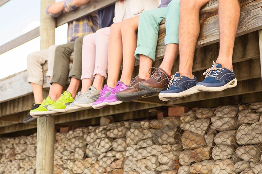 Летняя распродажа обуви 2015