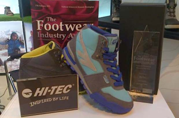 hi-tec award 2013