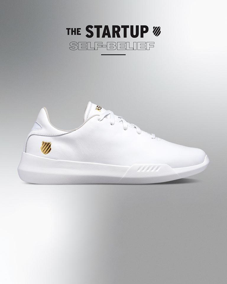 k-swiss startup