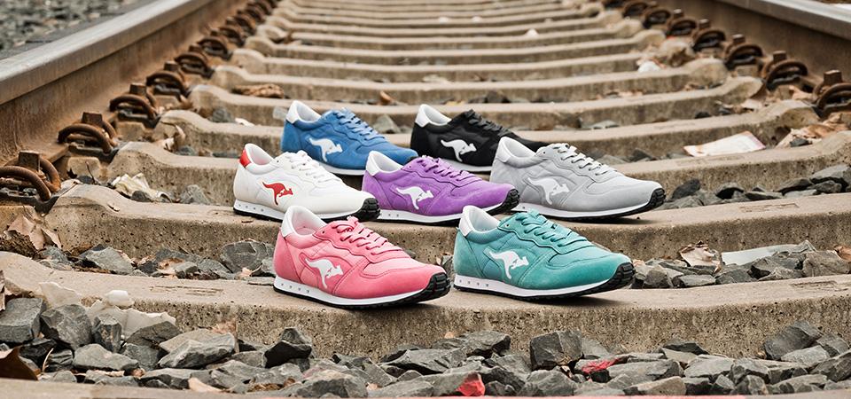 Купить кроссовки KangaROOS в интернет-магазине