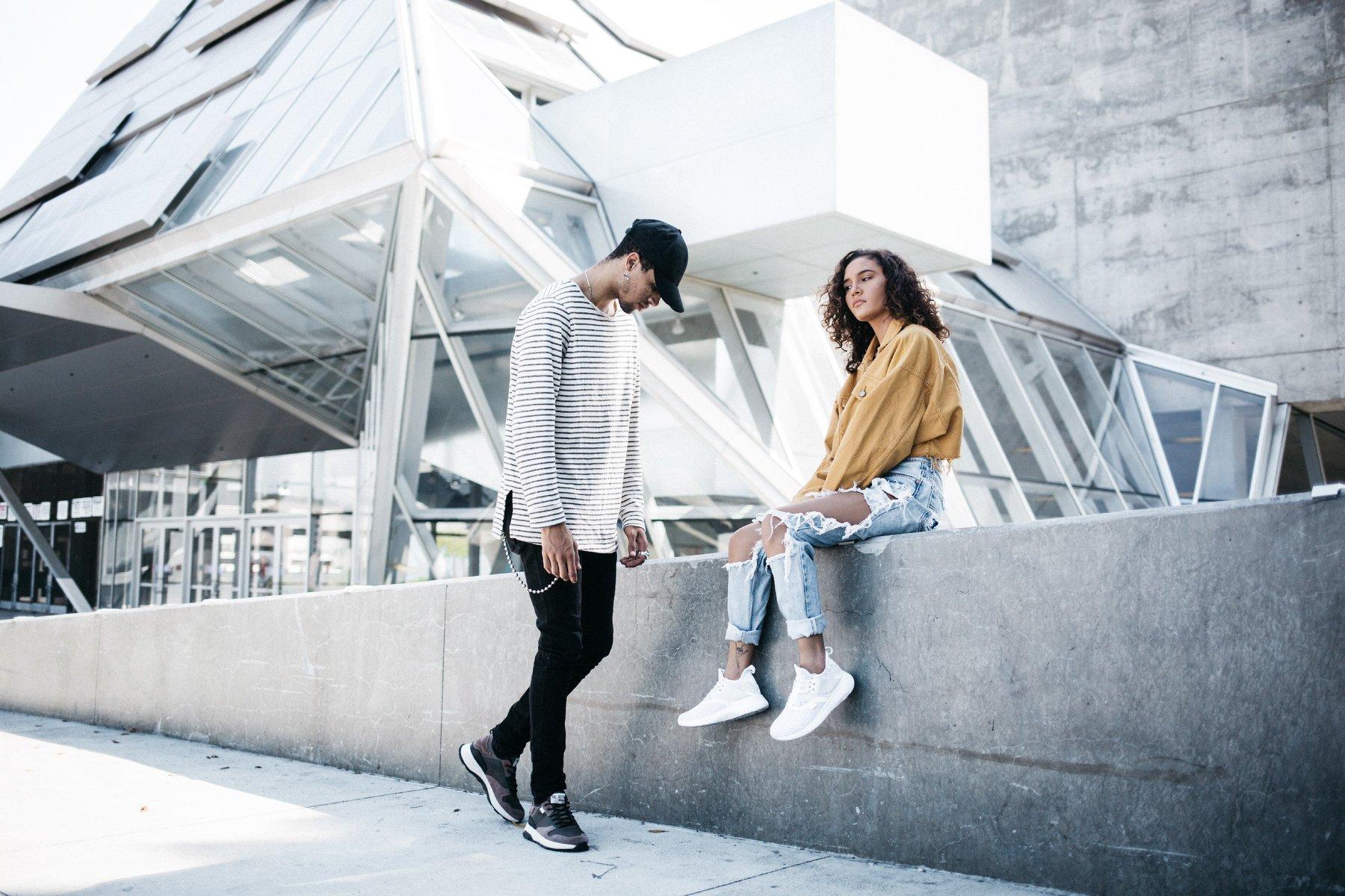 Модные образы весна 2018