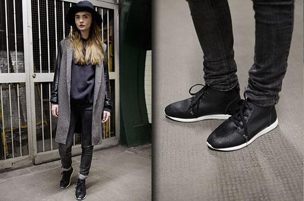 Новая коллекция женской обуви HUB Осень-Зима 2014
