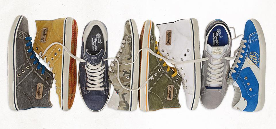 Купить обувь Wrangler в интернет-магазине